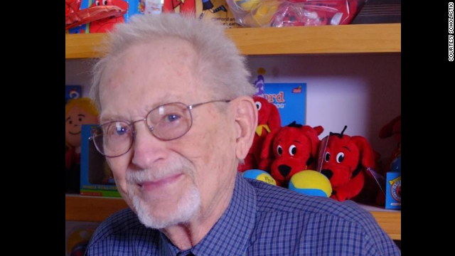 """<a href='http://ift.tt/1wHRGVJ' target='_blank'>Norman Bridwell</a>, the creator of """"Clifford the Big Red Dog,"""" died December 12 in Martha's Vineyard, Massachusetts, according to his publisher, Scholastic. Bridwell was 86."""