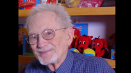 "Norman Bridwell, the creator of ""Clifford the Big Red Dog,"" has died, according to his publisher, Scholastic."