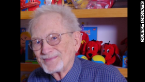 Norman Bridwell wrote dozens of books about