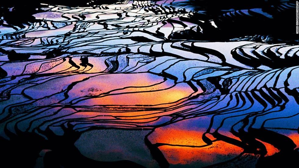 Los paisajes más coloridos del mundo