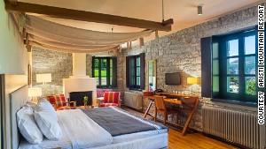 Aristi Mountain Resort.