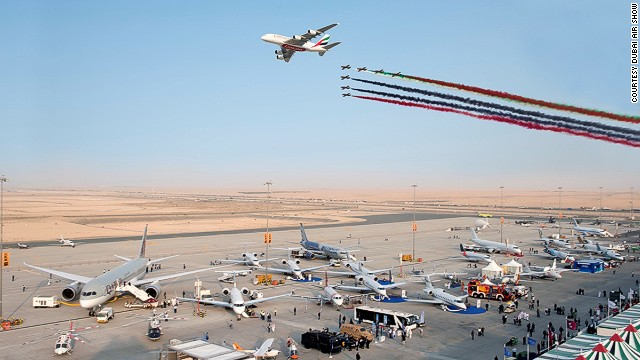 The Dubai Air Show will likely focus on commercial jet orders, but these will be significantly less than previous years.