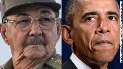 U.S. and Cuba in landmark deal