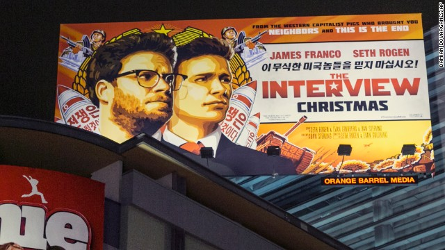 "Sony Pictures announce the controversial comedy ""The Interview,"" a film depicting the assassination of North Korea's leader, will have a limited release on Christmas Day. The studio previously announced it would shelve plans to release the film after it became the victim of a cyber attack thought to have originated in North Korea. Click to see how the saga unfolded."