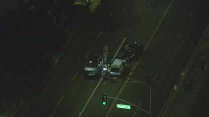Pedestrians hit at Redondo Beach
