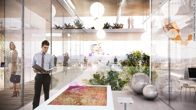 Future business hub set on 400-hectare site could make it a regional superpower.
