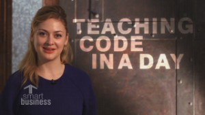 Can you really teach code in a day?