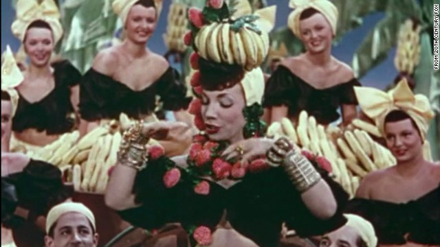 "<strong>The Gang's All Here (1943): </strong>What's a list of movies that should be preserved for all time without a '40s musical or two? This one starred musical favorite Alice Faye as a showgirl who gets swept off her feet by a man in uniform, plus Carmen Miranda performing her famous ""The Lady in the Tutti Frutti Hat."""