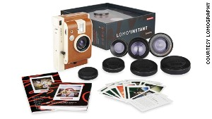 Lomo'Instant: The Polaroid for hipsters.