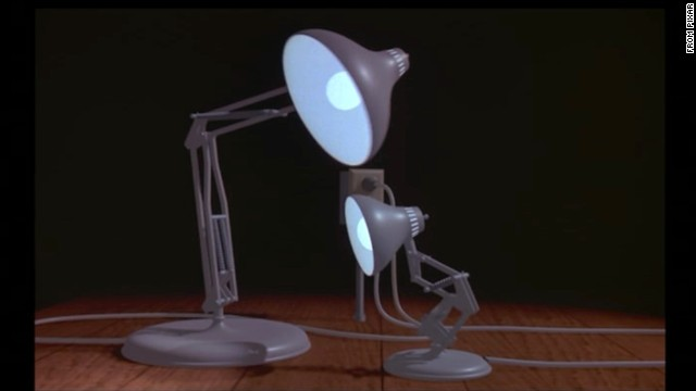 "<strong>Luxo Jr. (1986):</strong> You know that hopping desk lamp seen scooting across the screen before a Pixar film? The object actually has its roots in a 1986 short film called ""Luxo Jr.,"" which featured one large desk lamp and one small desk lamp -- the ""junior"" of the title. According to the National Film Registry, ""Luxo Jr."" was the first 3-D computer-animated film to be nominated for an Oscar."