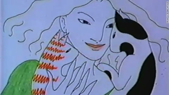 <strong>Moon Breath Beat (1980):</strong> Author, illustrator and former Disney animator Lisze Bechtold created this short film when she was still a student at the California Institute of the Arts. To be able to say that her project is now being preserved for posterity, well, those are some bragging rights.