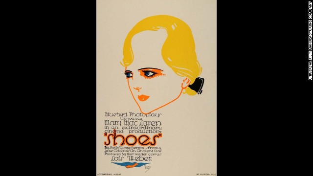 <strong>Shoes (1916):</strong> Writer/director Lois Weber took the adage about not knowing a person until you're in their shoes to a personal level with this film. It follows a young woman who, weary from the weight of supporting her family and yearning for a pair of shoes that aren't in shambles, turns to prostitution to afford them.
