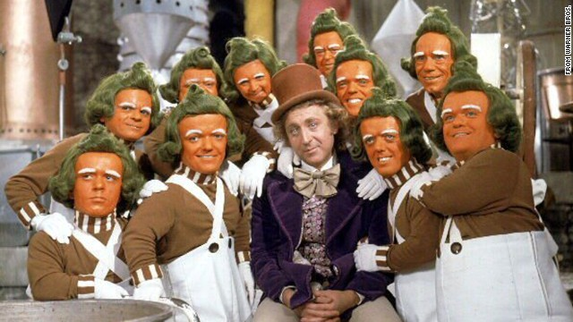"<strong>Willy Wonka and the Chocolate Factory (1971): </strong>Vibrant, endearing and wickedly funny, Gene Wilder's ""Willy Wonka"" will always have our hearts. (Sorry, Johnny Depp.)"