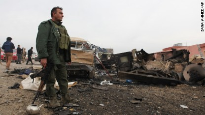 Iraq: Sinjar freed from ISIS fighters' grip