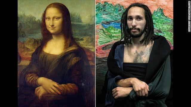 """Mona Lisa"" by Leonardo da Vinci, circa 1503-1506."