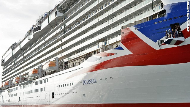P & O's Cookery Club on its new Britannia vessel will allow guests to hone their culinary skills, learning from the world's top chefs while sailing the Caribbean, Baltic region, Europe or Mediterranean.