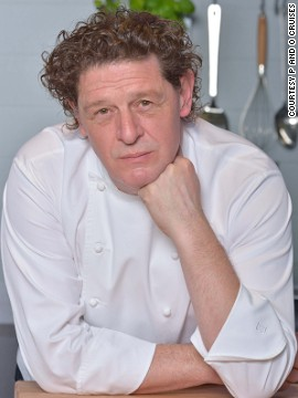 To create its cookery school, P & O enlisted celebrity chefs such as Marco Pierre White to lead workshops on Britannia's 2015 cruises.