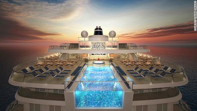 Already famous for its fleet of river boats, Viking Cruises is inaugurating its first ocean-bound cruise in 2015, the Viking Star.