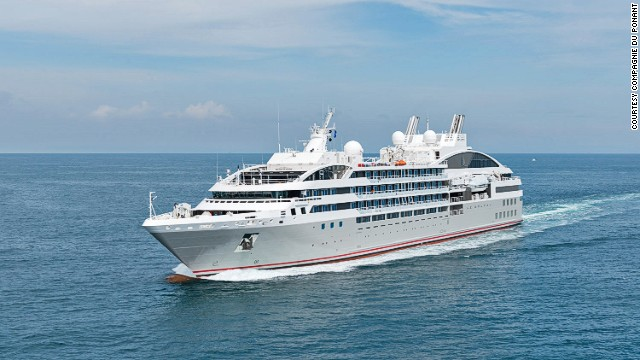 Compagnie du Ponant is introducing its newest luxury expedition-style small ship, Le Lyrial, in spring 2015. Itineraries include a seven-night Dubrovnik to Athens cruise.