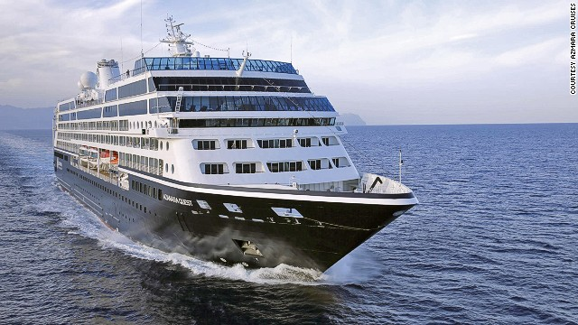 """""""Australia and New Zealand cruises are becoming more popular,"""" says cruise travel expert Sean Keddy. Azamara's new 14-day Bali & Great Barrier Reef Voyage is a fine indicator of that trend."""
