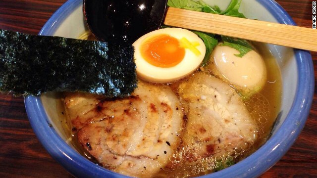 Kitchen Street and Tokyo Ramen Street are located at the station's Yaesu exit. Some of Tokyo's most acclaimed ramen joints have set up shop here.