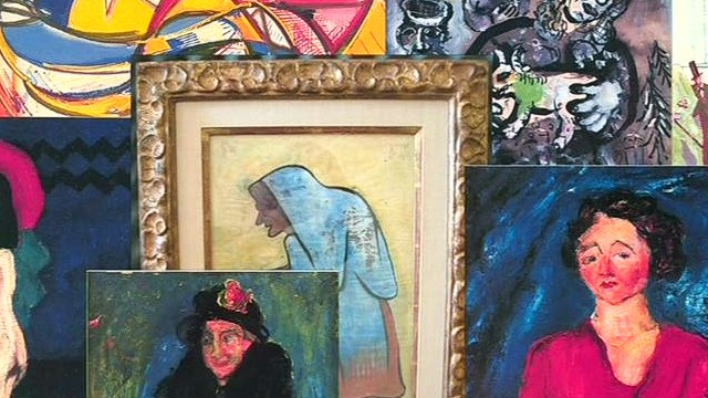 La policía resuelve el mayor robo de arte en Los Ángeles