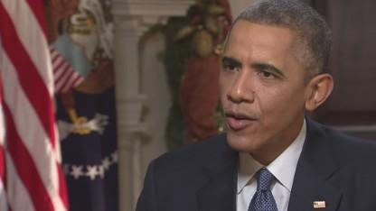 Obama: North Korea's hack not 'war,' but 'cyber vandalism'