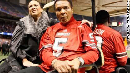 Boxing: Muhammad Ali battles pneumonia