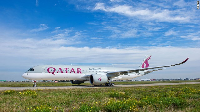 Qatar Airways is the global launch customer of the Airbus A350 XWB, accepting delivery of the next-generation aircraft in a ceremony on December 22.