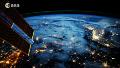 Astronaut's Earth timelapse