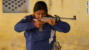 The village girl who shot to fame