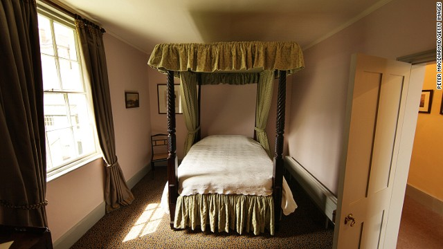 """""""Don't ask superstitious people from Hong Kong to sleep in a four-poster bed"""" and avoid """"exchanging a smile or making eye contact with anyone from France you don't know"""" were among a list of dos and don'ts prepared for the tourist industry by VisitBritain. See? No Chinese here."""