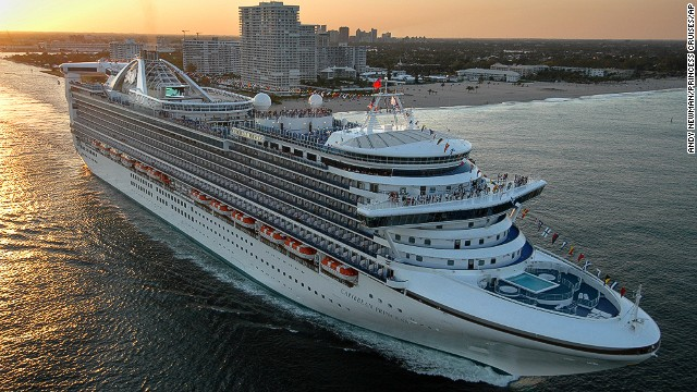 Throughout the year, outbreaks of novovirus and other maladies hit cruise ships, affected hundreds of passengers on multiple sailings.
