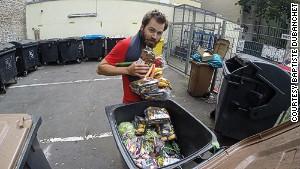 Garbage guru: Baptiste Dubanchet