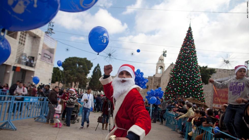 Celebraciones navideñas alrededor del mundo