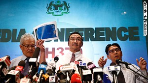 Malaysian officials did their best in responding to media, but MH370 has yet to be found.