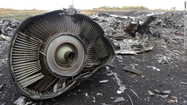 On July 17, a Malaysia Airlines flight carrying 298 people was downed by a missile in a rebel-controlled part of eastern Ukraine. The U.S. and Ukraine accused pro-Russian separatists of downing the plane. The separatists denied responsibility.