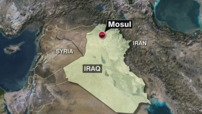 ISIS governor of Mosul killed in airstrikes