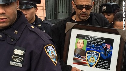 NYPD Officer saw streets as ministry