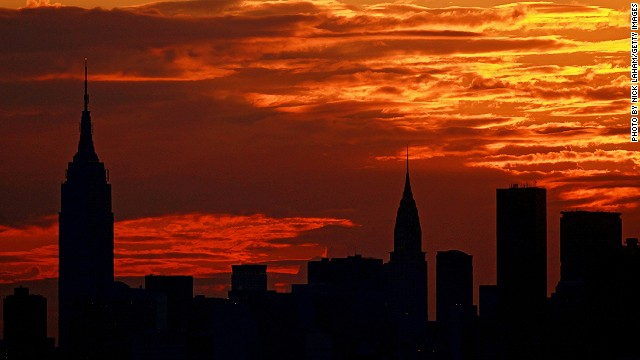 Views are superb from Queens, New York, which Lonely Planet named the number one place to visit in its list of top <a href='http://edition.cnn.com/2014/12/10/travel/lonely-planet-best-in-u-s-2015'>10 U.S. destinations for 2015</a>.