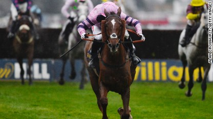 Silviniaco Conti doubles up