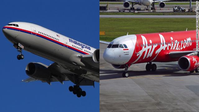 Las 4 grandes diferencias entre los casos de AirAsia y de Malaysia Airlines