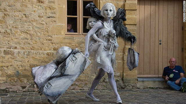 Puppeteers from around the world will head for Charleville, in northern France, to take part in the annual World Puppet Festival in September.