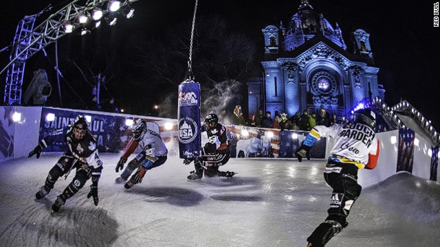 Combine speed skating with an obstacle course and you get Crashed Ice. Celebrating its 15th anniversary, the event series kicks off in Saint Paul, Minnesota, in January.