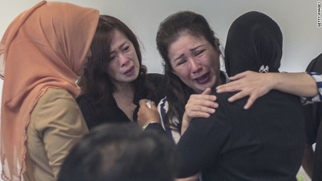¿Quiénes iban en el vuelo QZ8501 de AirAsia?