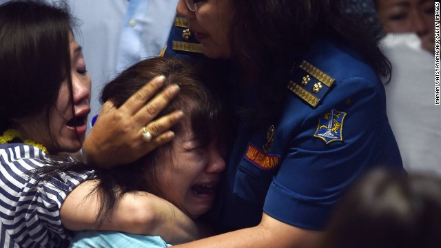 Photos: Relatives distraught