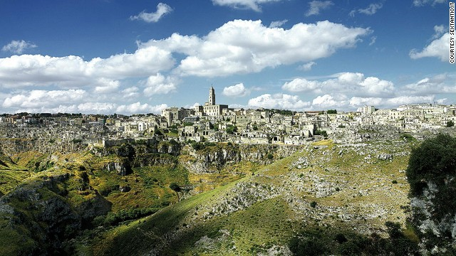Matera, in Italy's deepest south, has been picked as the 2019 European Capital of Culture.