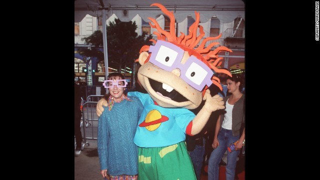 "<a href='http://www.cnn.com/2014/12/30/showbiz/celebrity-news-gossip/feat-obit-christine-cavanaugh-babe-rugrats-voice/index.html' target='_blank'>Christine Cavanaugh</a>, who lent her distinctive voice to the title pig in ""Babe,"" Chuckie Finster on ""Rugrats"" and Dexter of ""Dexter's Laboratory,"" died December 22. She was 51."