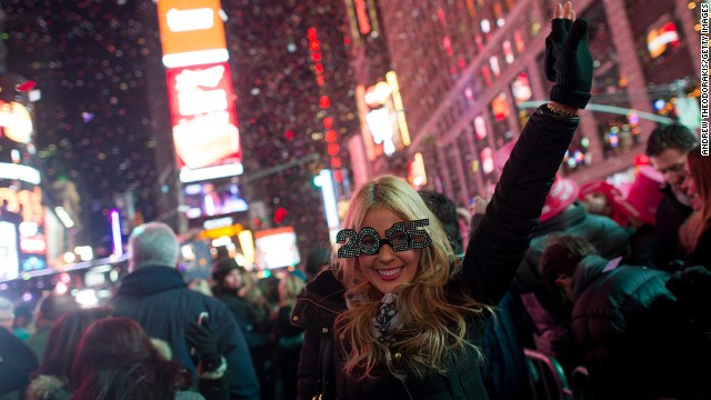 5 Things to Know for Your New Day – Thursday, January 1, 2015