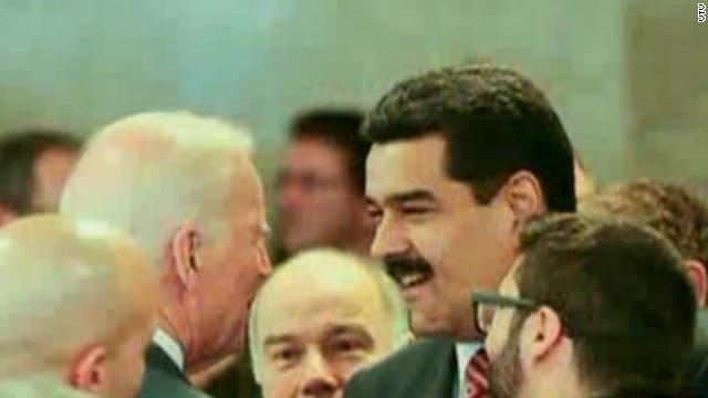 ¿Qué le dijo Nicolás Maduro a Joe Biden en Brasil?